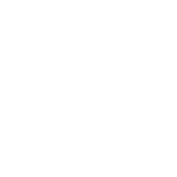 White version of a graphic depicting a cloud with a down and an up arrow, representing ADX
